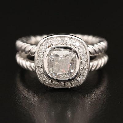 14K 2.15 CTW Diamond Ring