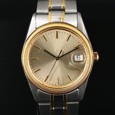 Hamilton Masterpiece Quartz Wristwatch