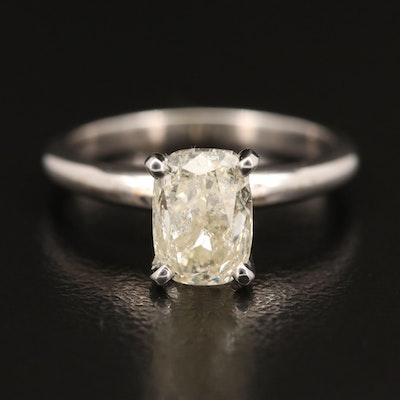 14K 2.04 CT Diamond Ring