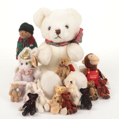 Gund, Bearington, Schmid, Boyd and Other Musical Bears