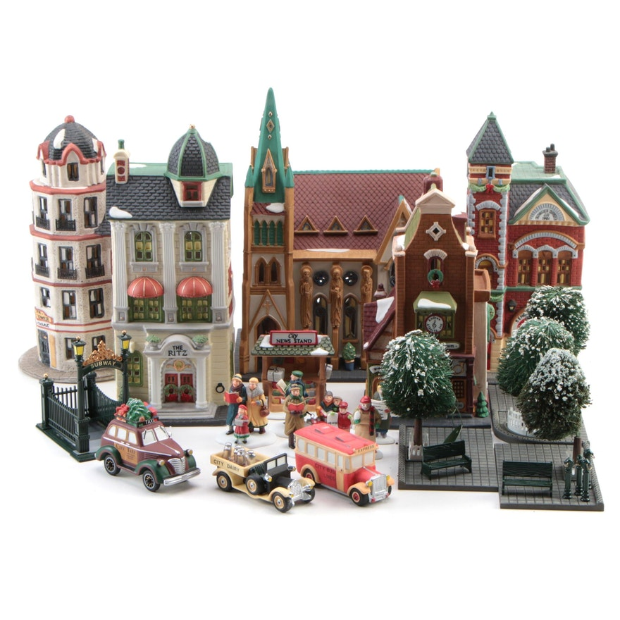 Department 56 Heritage Village Collection Buildings and Accessories