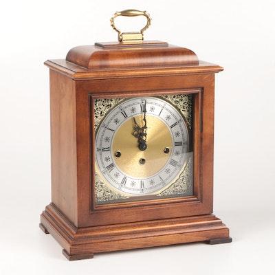 Howard Miller Wood Cased Mantel Clock, Late 20th Century