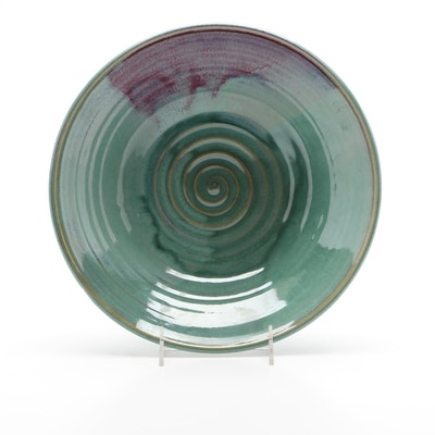 Contemporary Studio Pottery Bowl