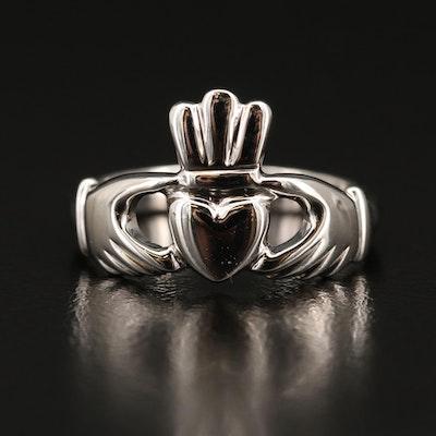 10K Claddagh Ring