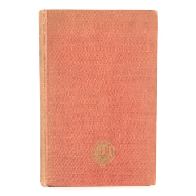 """First UK Edition, Second Impression """"Step by Step"""" by Winston S. Churchill, 1939"""