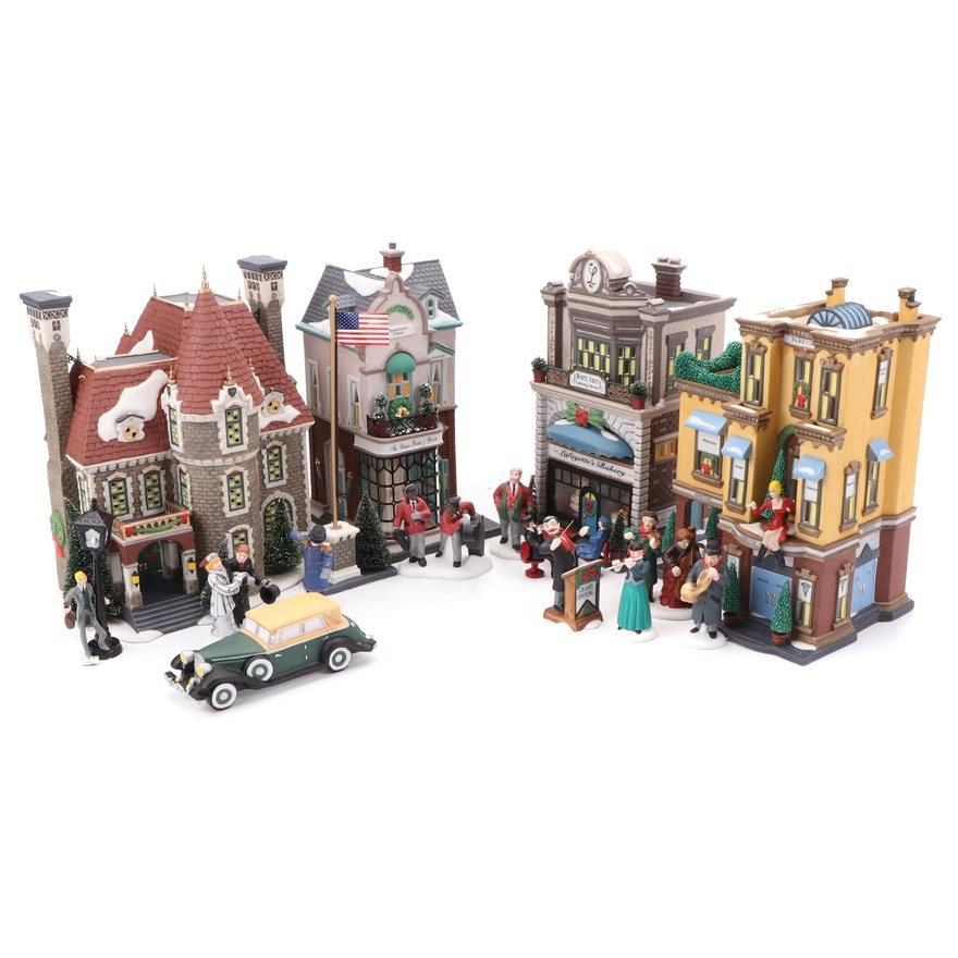 Department 56 Heritage Village Collection Porcelain Figurines & Other Figurines