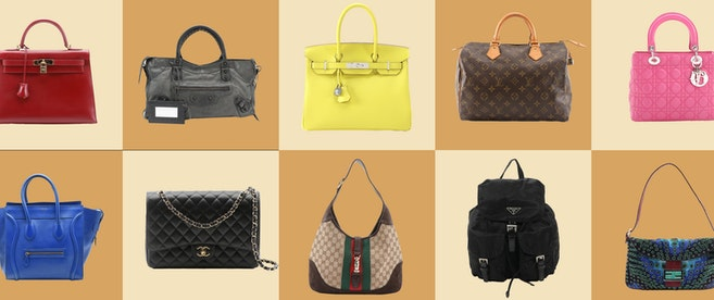 10 of the Most Iconic Handbags of All Time