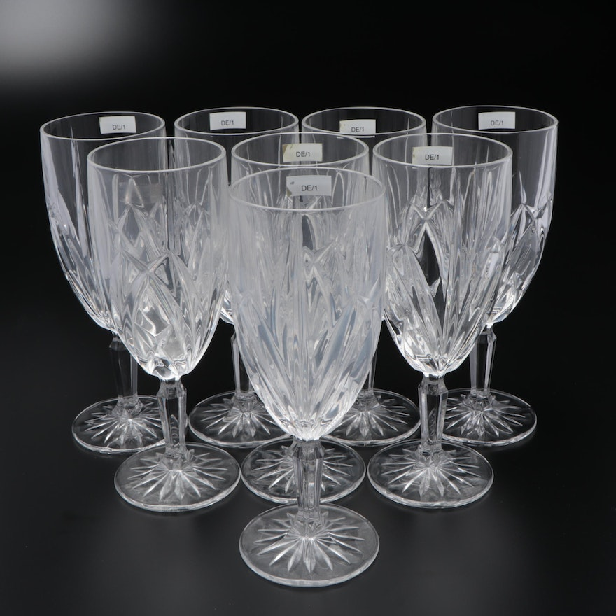 Marquis by Waterford Crystal Water Goblets, Contemporary