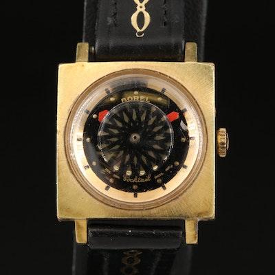 Swiss Borel Cocktail Kaleidoscope Wristwatch