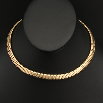 14K Turbogas Necklace