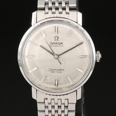 1964 Omega Seamaster DeVille Automatic Wristwatch
