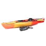 Perception Prodigy 10.0 Kayak With Paddle