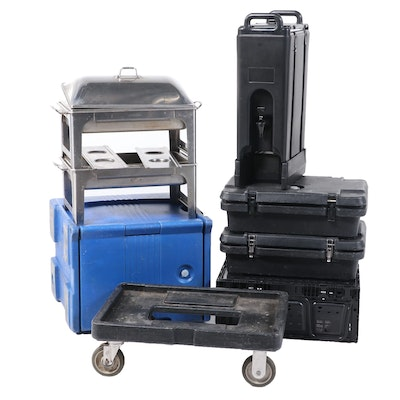 Commercial Food Warmers and Other Catering Equipment, Contemporary