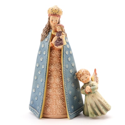 "Goebel 75th Anniversary ""Sister Maria Innocentia Hummel"" Figurine and More"