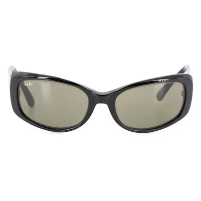Ray-Ban for Heartyday Amway Gift Exclusive Rectangular Sunglasses with Case