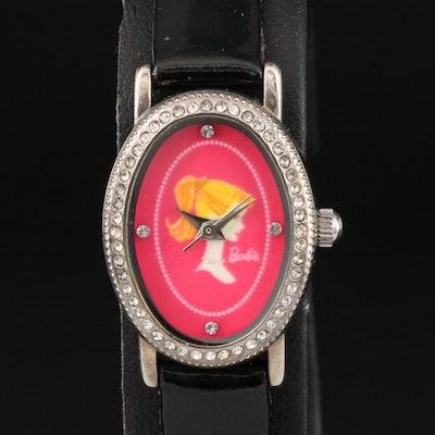 Barbie 44th Anniversary Wristwatch, Hat Box and Scarf Set
