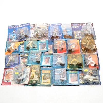 MLB Starting Lineup Figurine Collection