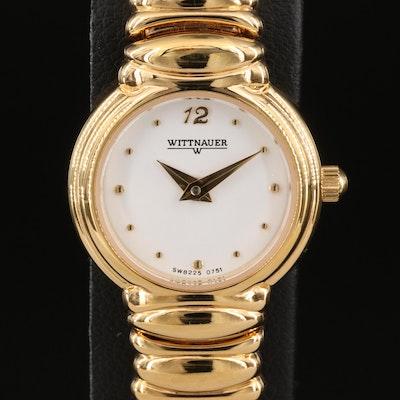 Wittnauer Quartz Wristwatch