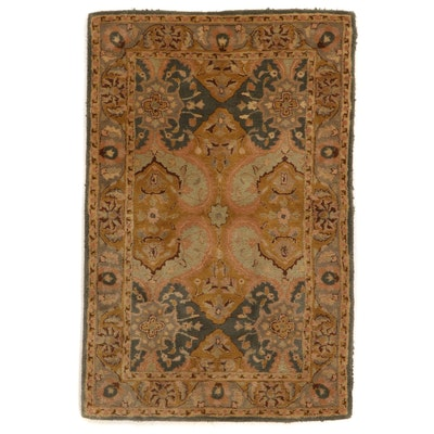 3'11 x 6' Hand Tufted Floral Area Rug