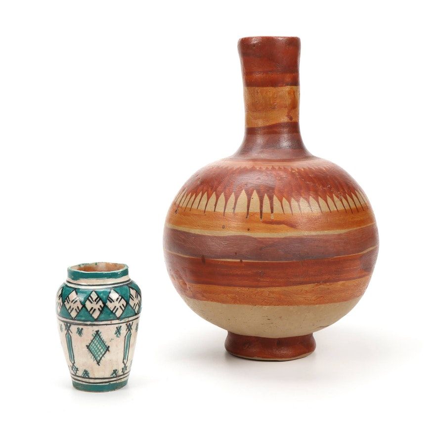 Handcrafted Ceramic Vases
