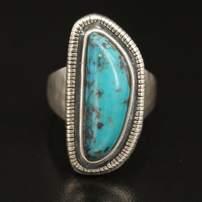 Silpada Sterling Silver Turquoise Ring