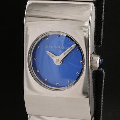 Android AD196 Stainless Steel Quartz Wristwatch