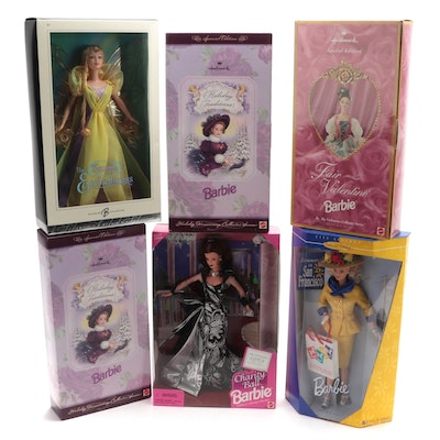 Barbie Collection, Including City Seasons Limited Edition Barbie