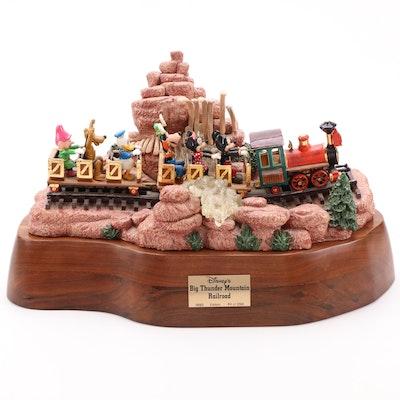 Walt Disney's Limited Edition Big Thunder Mountain Railroad, 1992