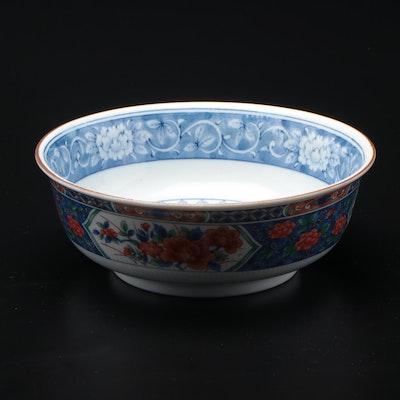 Tiffany & Co. Decorative Imari Style Porcelain Bowl