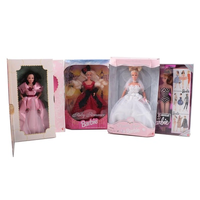 Barbie Collection, Including 35th Anniversary Barbie