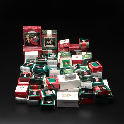 Hallmark Christmas Ornament Collection