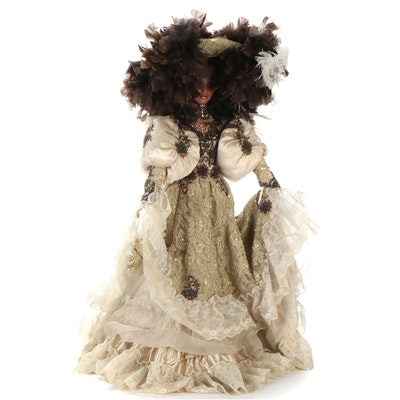 """Donna RuBert & Rustie """"Fontaine"""" Limited Edition Doll"""