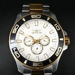 Invicta Pro Diver Stainless Steel Wristwatch