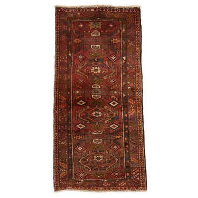 3'5 x 7'3 Hand-Knotted Northwest Persian Area Rug
