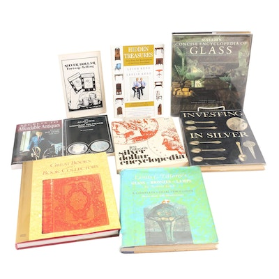 """""""Great Books and Book Collectors"""" and More Antiques and Collecting Books"""