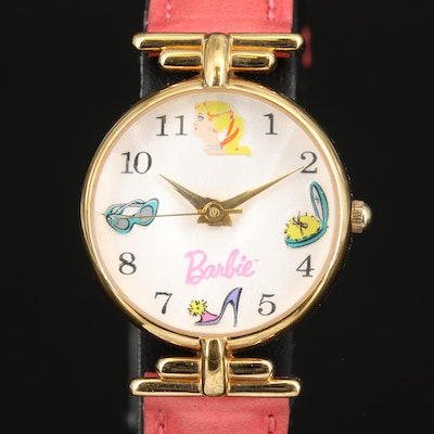 Barbie 35th Anniversary Accessory Watch with Italian Scarf
