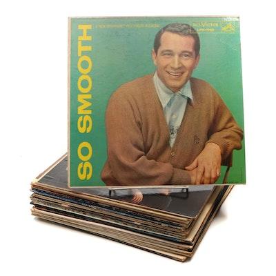 Easy Listening, Folk, Bluegrass, and Rock Albums
