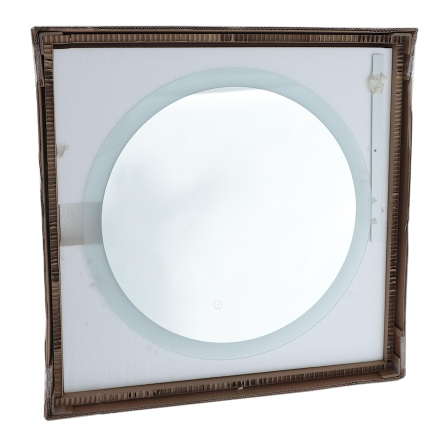"""23"""" Lighted Mirror with Tunable LED Touch Sensor"""