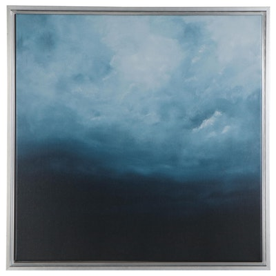 "Sarah Brown Landscape Giclée ""Eventide,"" 21st Century"
