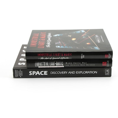 """""""Space Discovery and Exploration"""" by Collins and Kraemer and More Books"""