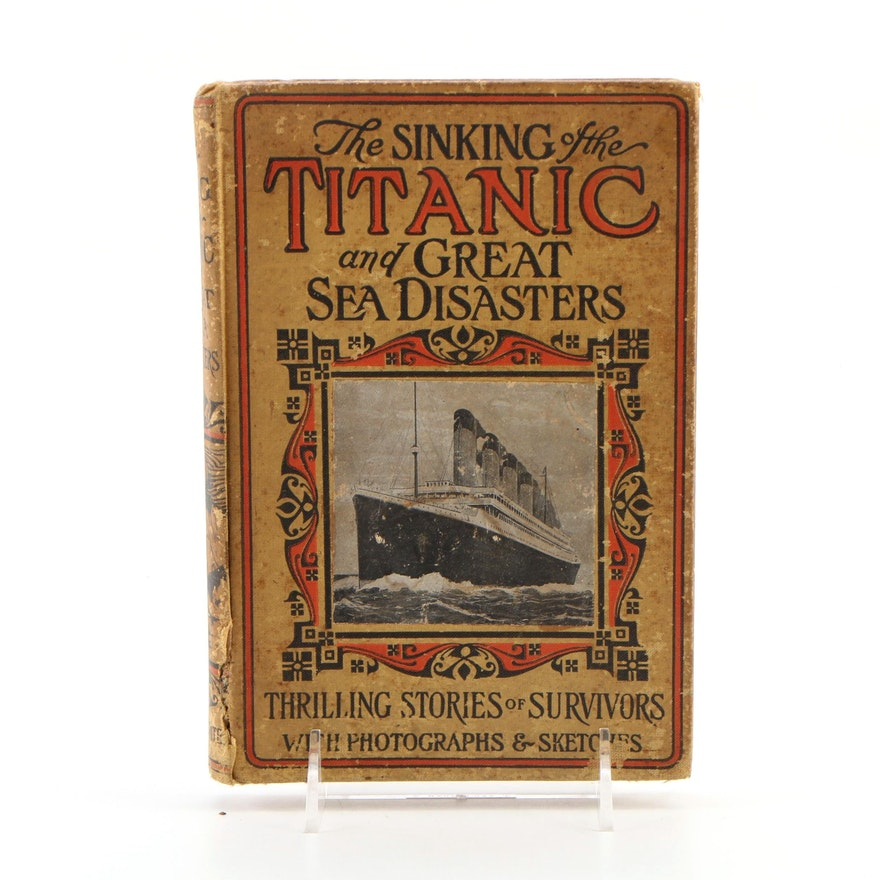 """""""The Sinking of the Titanic and Great Sea Disasters,"""" Early 20th Century"""