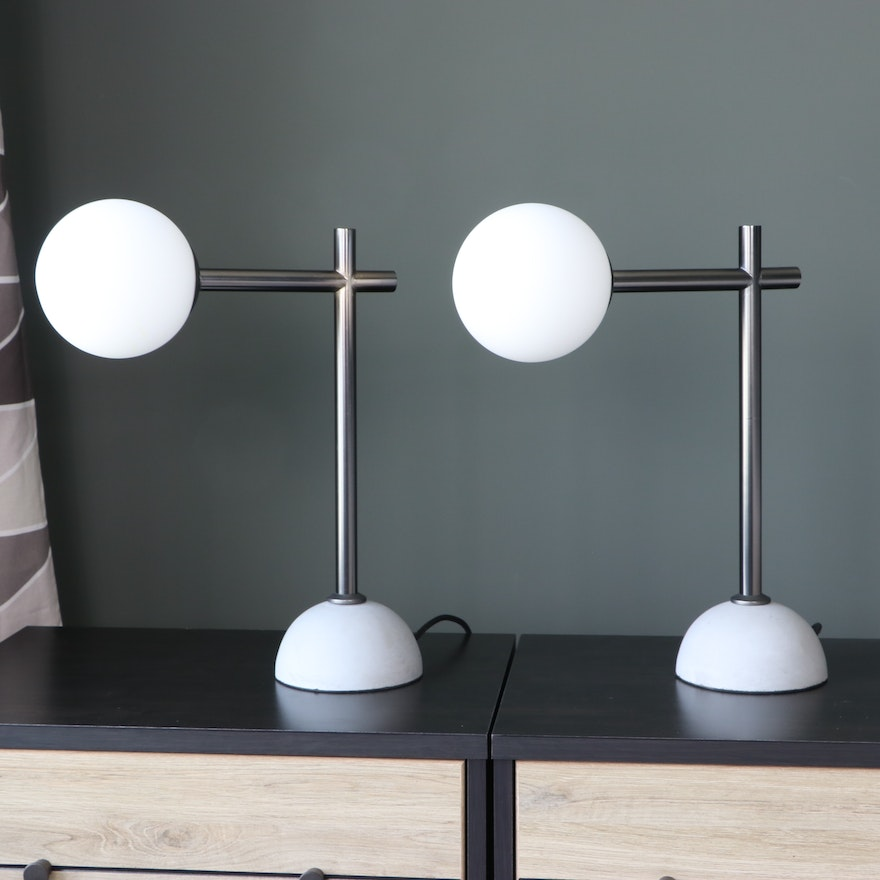 Pair of Mercana Table Lamps