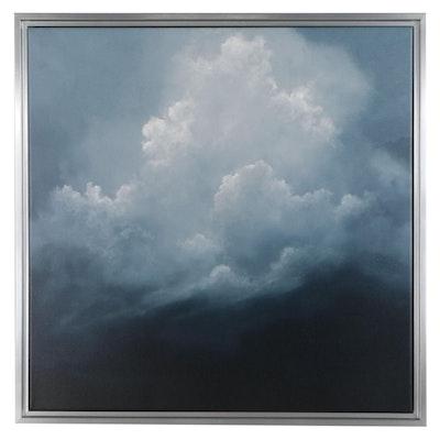 """Sarah Brown Giclée """"Thunderhead,"""" 21st Century"""