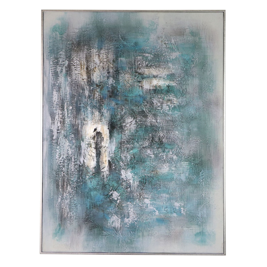 Uttermost Figural Abstract Giclée