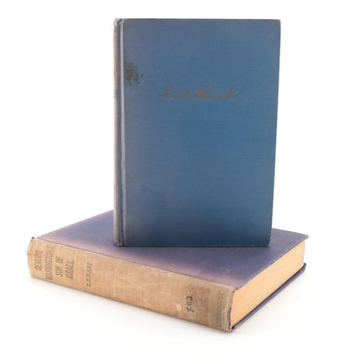 """First Edition """"On Our Way"""" by Franklin D. Roosevelt and More"""