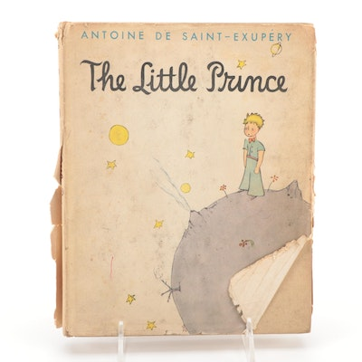 """""""The Little Prince"""" by Antoine de Saint-Exupéryk, Mid to Late 20th Century"""
