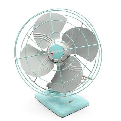 Dominion Oscillating Fan, 1950s