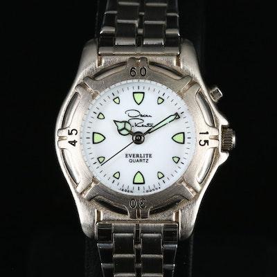 Oscar de La Renta Everlite Quartz Wristwatch