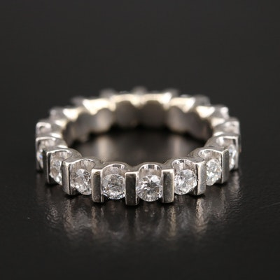 14K 1.80 CTW Diamond Eternity Band