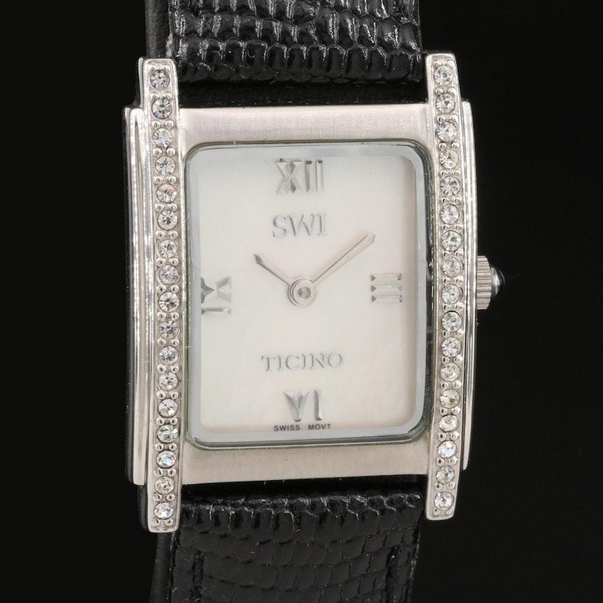 Swiss Watch International Ticino Wristwatch